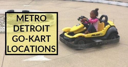 Go Karts in Metro Detroit – Indoor and Outdoor Go Kart Race Tracks