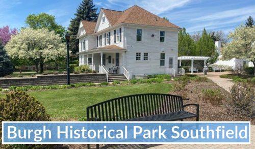 Burgh Historical Park Southfield