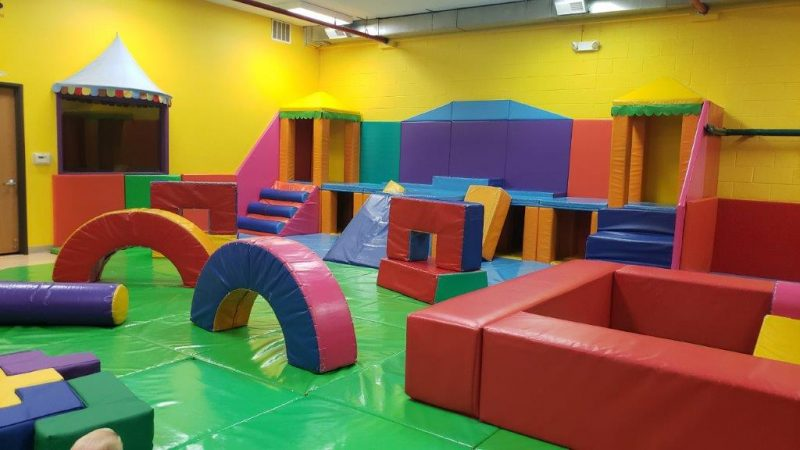 indoor play place in Woodhaven