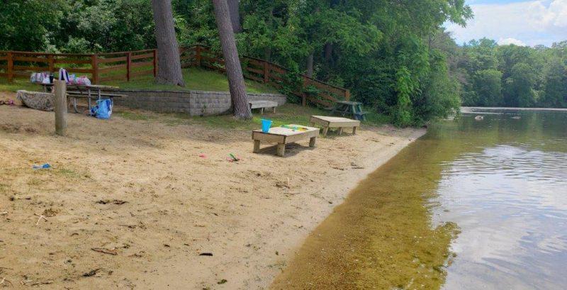 Orion Township Camp Agawam Beach