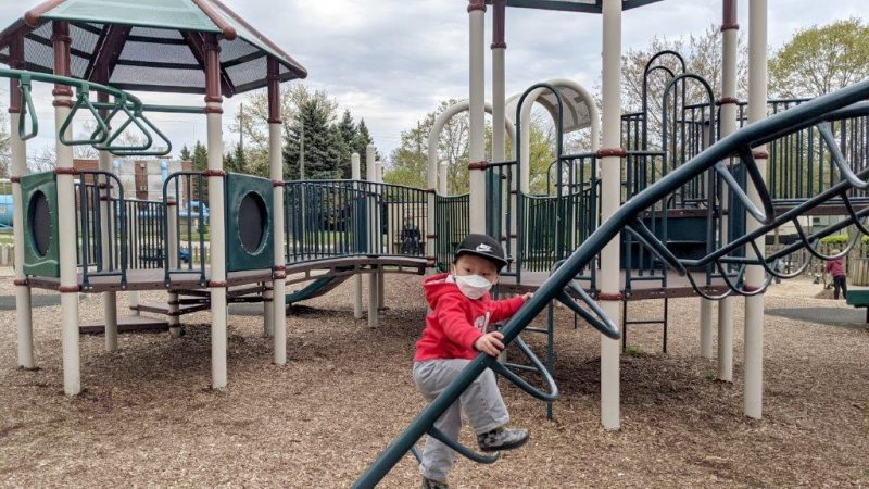 Milford Central Park Playground