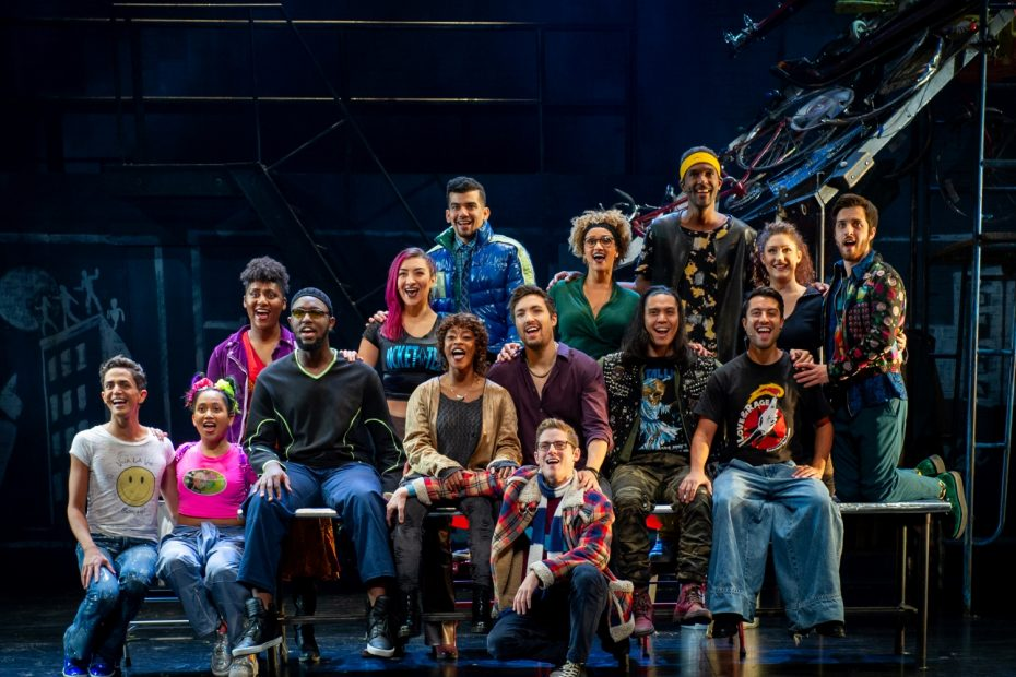Rent Musical coming to Detroit