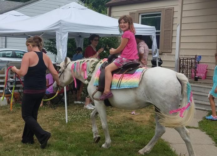 Chamberlin Pony Rides