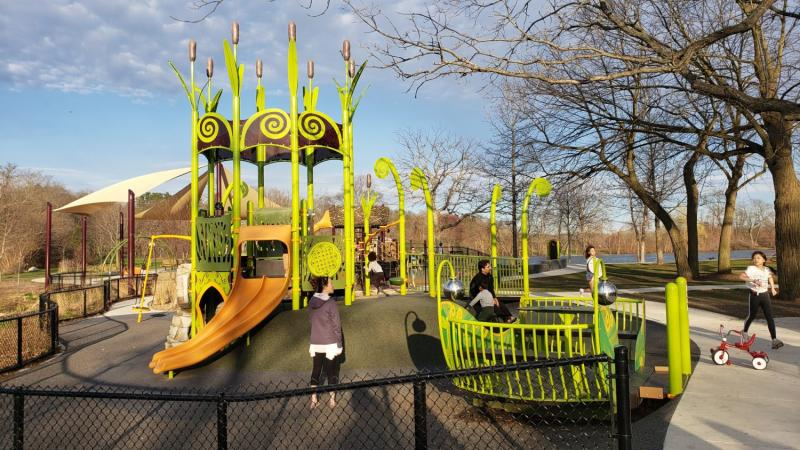 Centennial Universal Access Playground