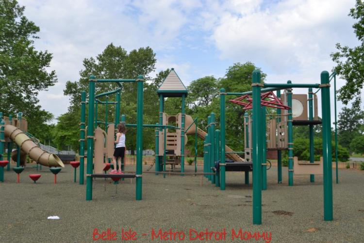 Belle Isle Detroit Playground (2)