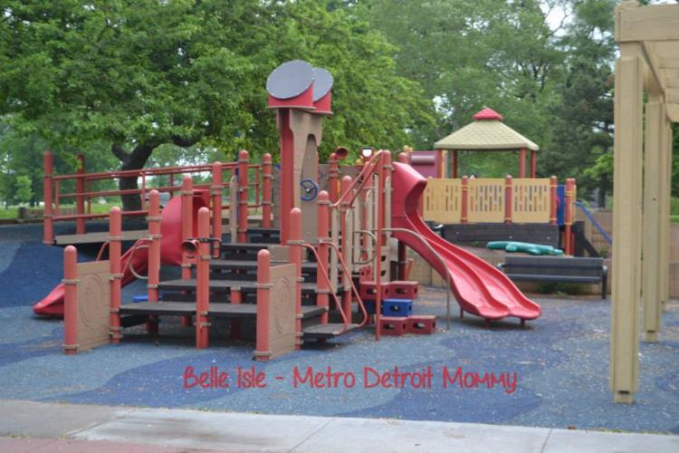 Belle Isle Detroit Playground (3)