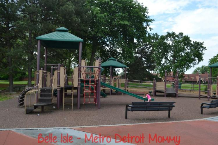 Belle Isle Detroit Playground (5)