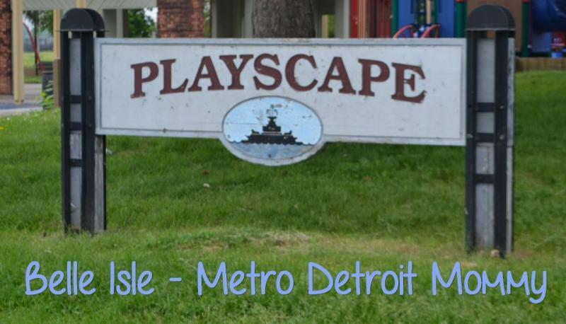 Belle Isle Detroit Playground (7)