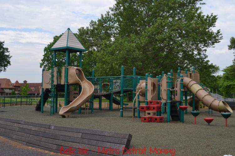 Belle Isle Detroit Playground (8)