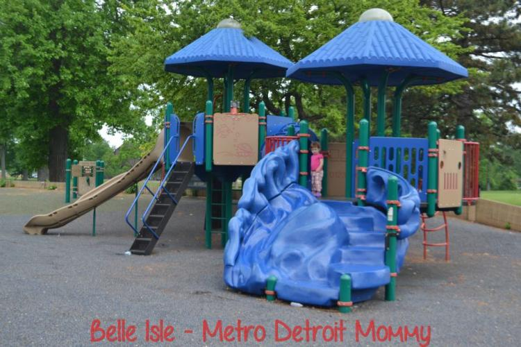 Belle Isle Detroit Playground (9)