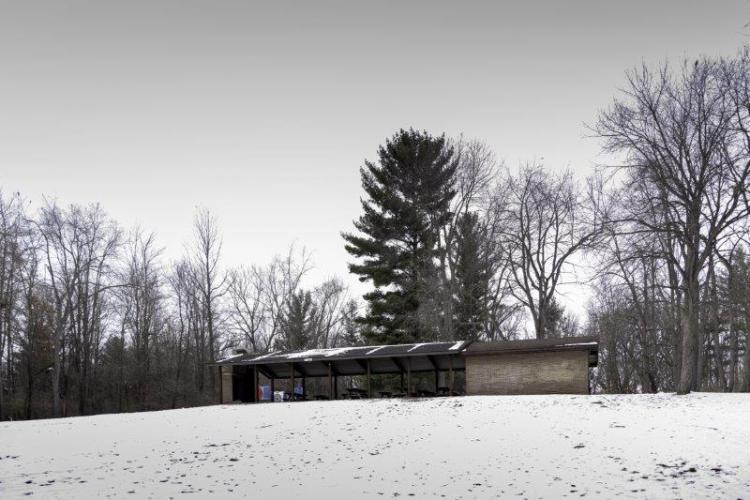 Bloomer Park Pavilion