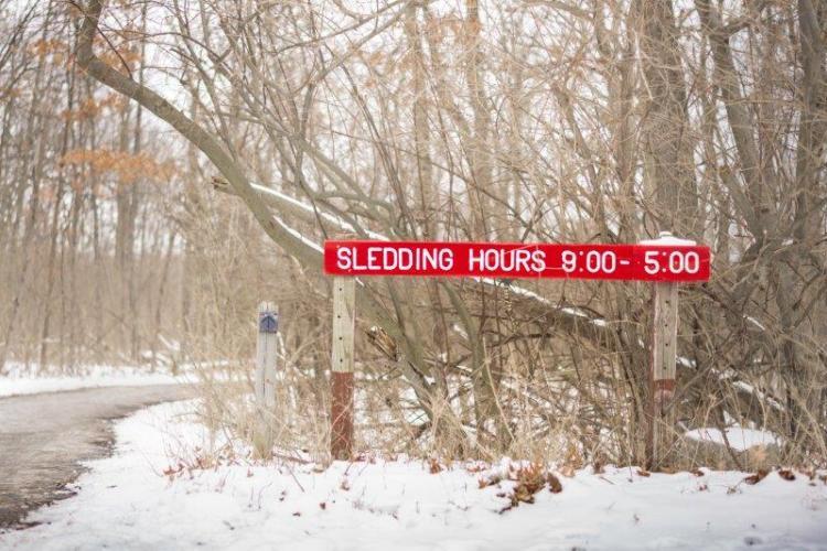 Bloomer Park Sledding Hill Hours