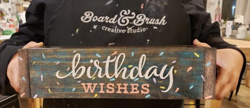 Board and Brush Creative Studio - Sylvan Lake