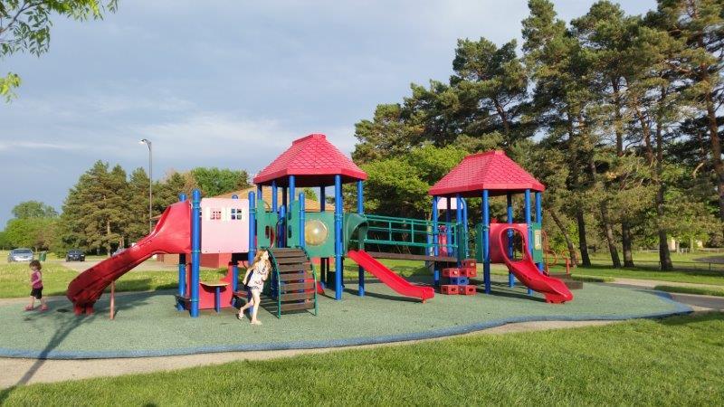 Boulan Park in Troy (1)