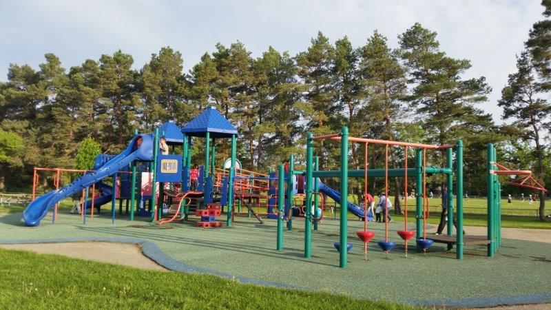 Boulan Park in Troy (2)