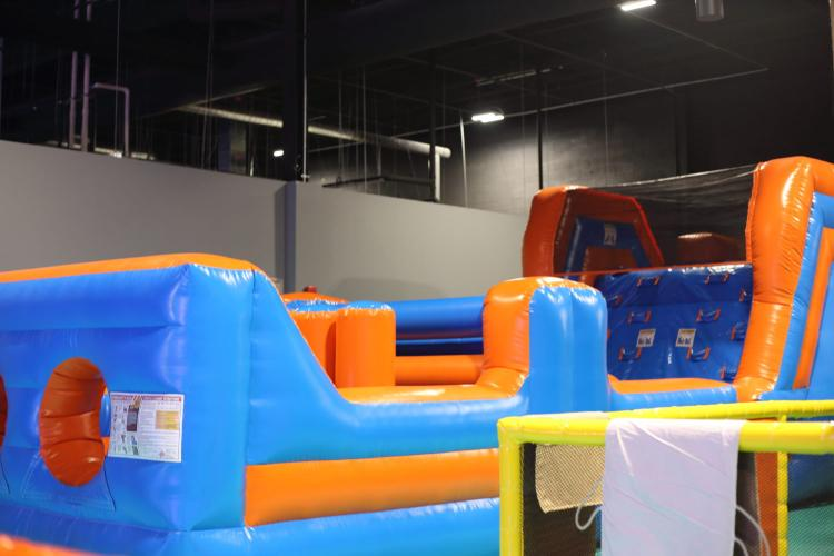 Inflatable Obstacle Course Nonstop Michigan