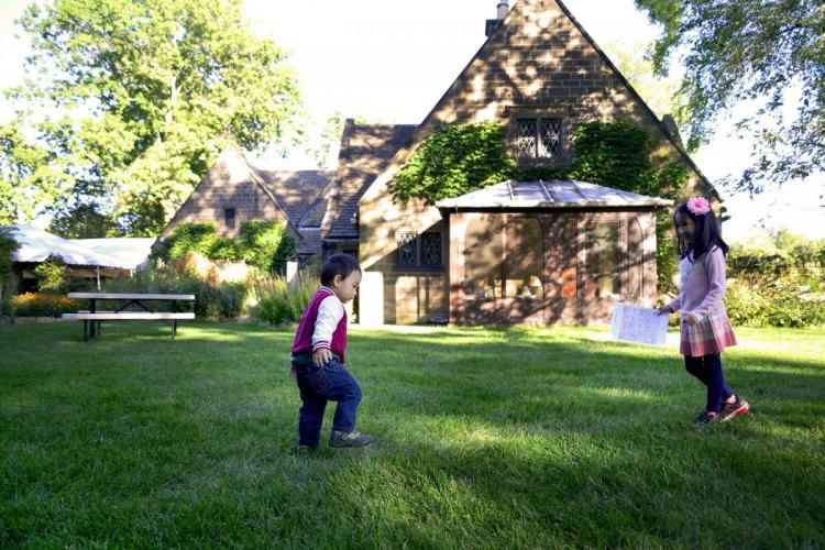 Edsel and Eleonor Ford House in Grosse Pointe Shores (5)