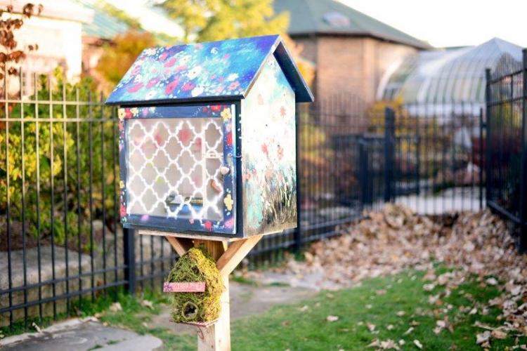 Fairy Doors at Belle Isle Park in Detroit (17)