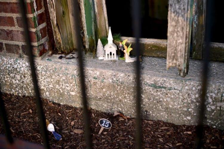 Fairy Doors at Belle Isle Park in Detroit (25)