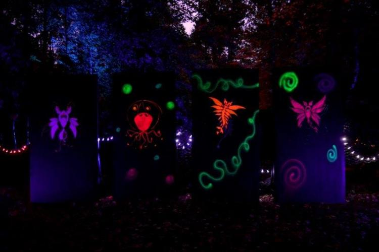 Glenlore Trails Haunted Forest Edition in Commerce Township (1)