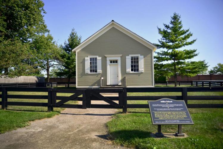 Greenfield Village in Dearborn (48)