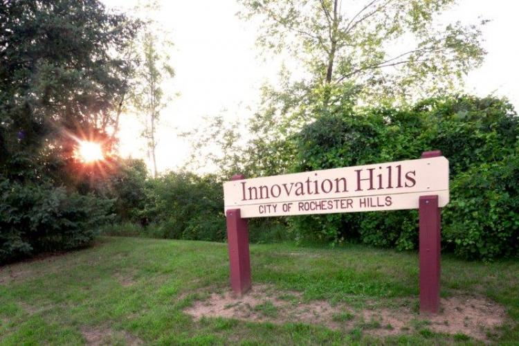 Innovation Hills Park in Rochester Hills (1)
