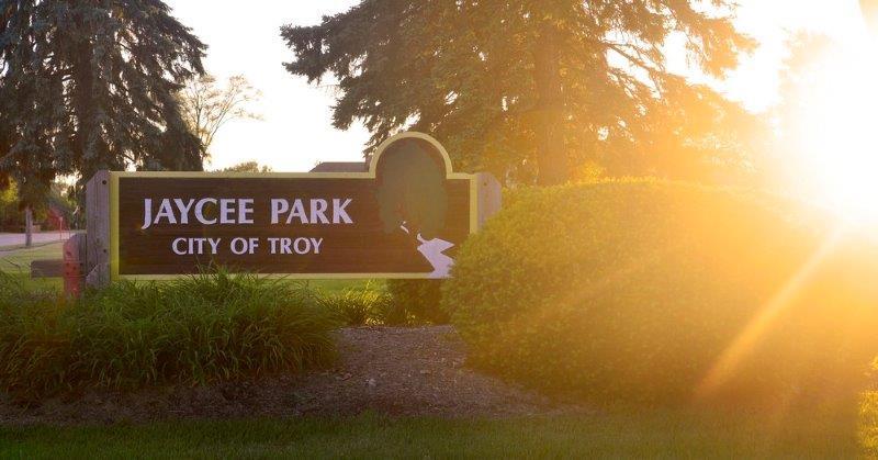 Jaycee Park in Troy (1)