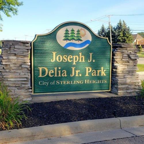 Joseph J Jr Delia Park in Sterling Heights (13)
