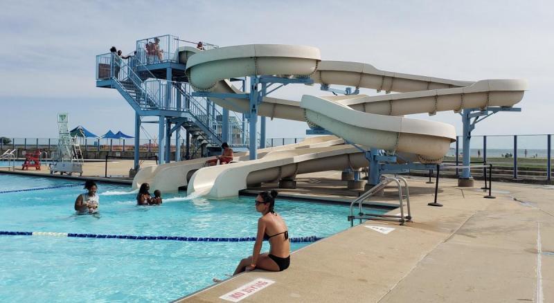 Lake St. Clair Metropark Pool