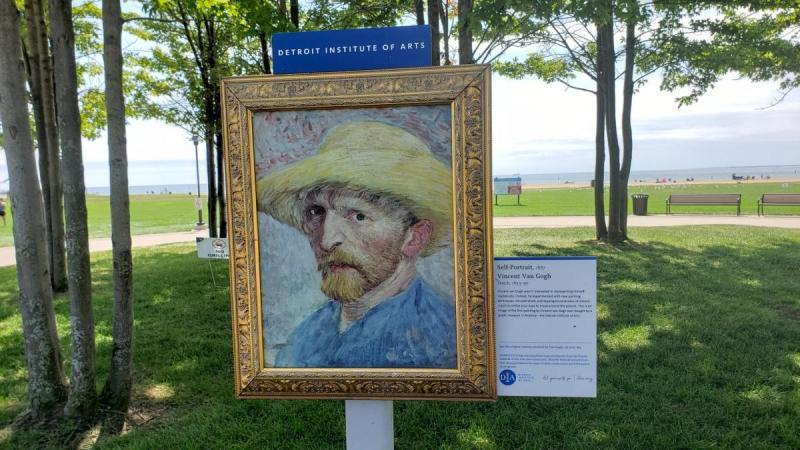Lake St. Clair Metropark DIA Art in the Park