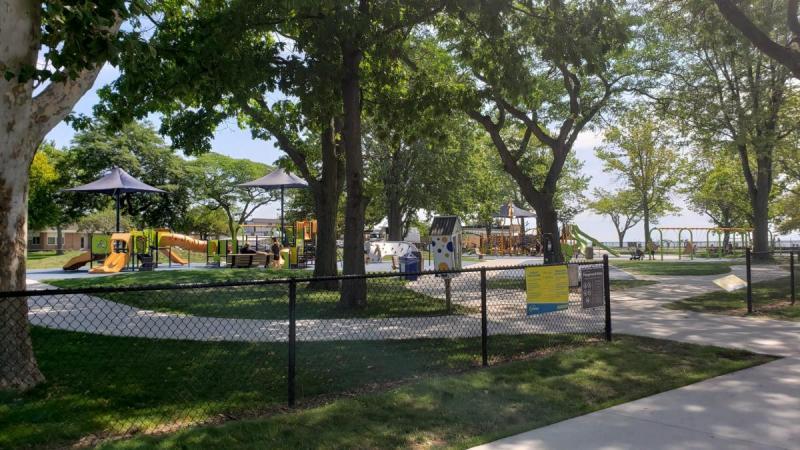 Lake St. Clair Metropark Playground