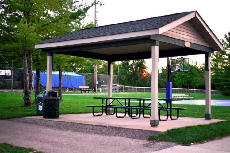 Mae Stecker Park in Shelby Township (13)