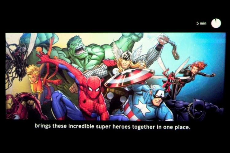 Marvel Universe of Super Heroes (10)