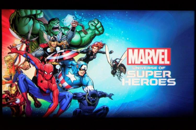 Marvel Universe of Super Heroes (11)