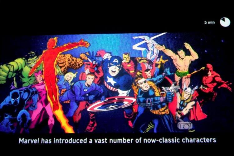 Marvel Universe of Super Heroes (9)