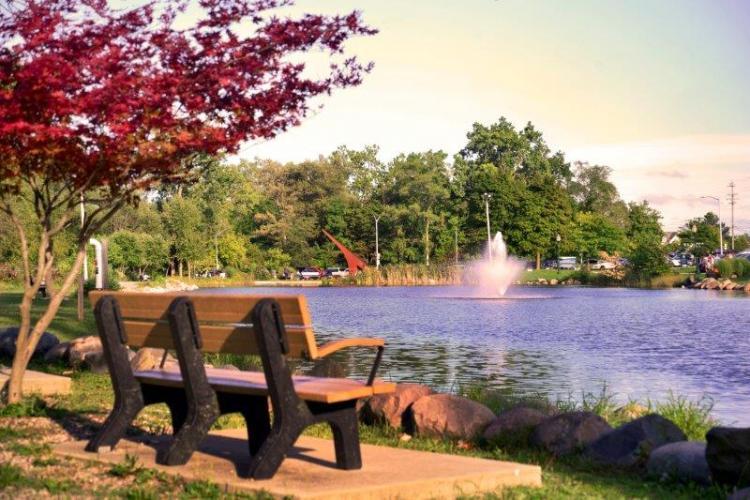 Rochester Municipal Park in Rochester (5)