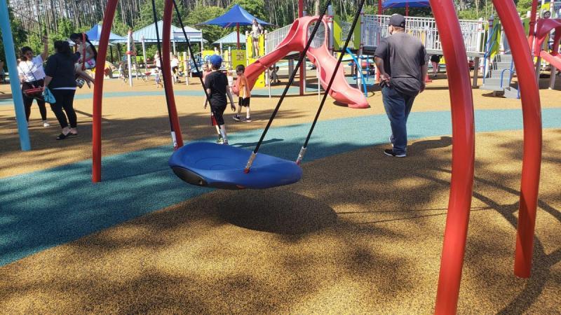 Scarlet's Playground Dodge Park (13)