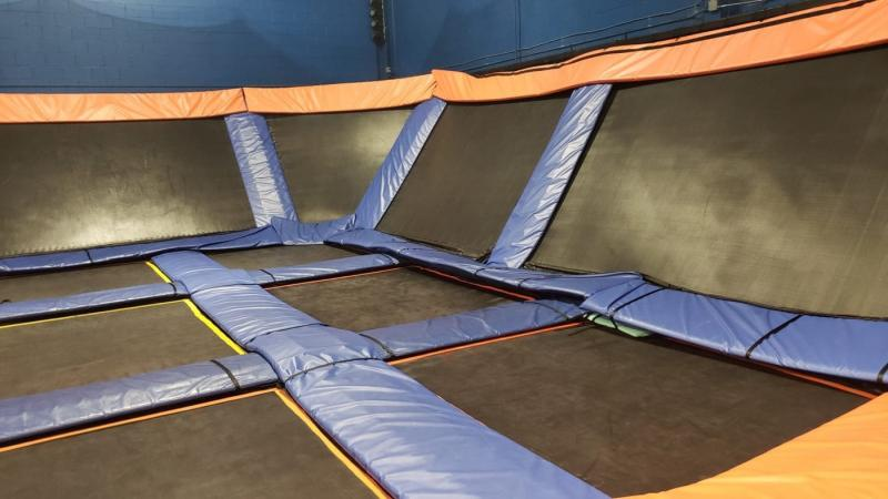 Freestyle Jump Sky Zone Canton