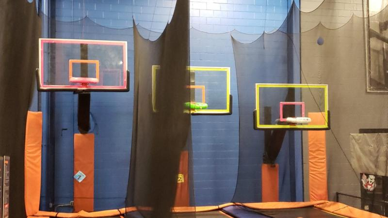 Sky Slam at Sky Zone Canton