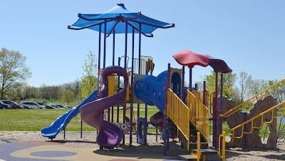 Stony Creek Metropark Eastwood Beach Playground (1)