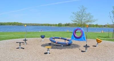 Stony Creek Metropark Eastwood Beach Playground (4)