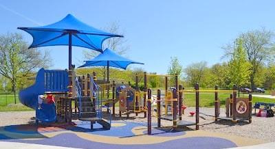 Stony Creek Metropark Eastwood Beach Playground (5)