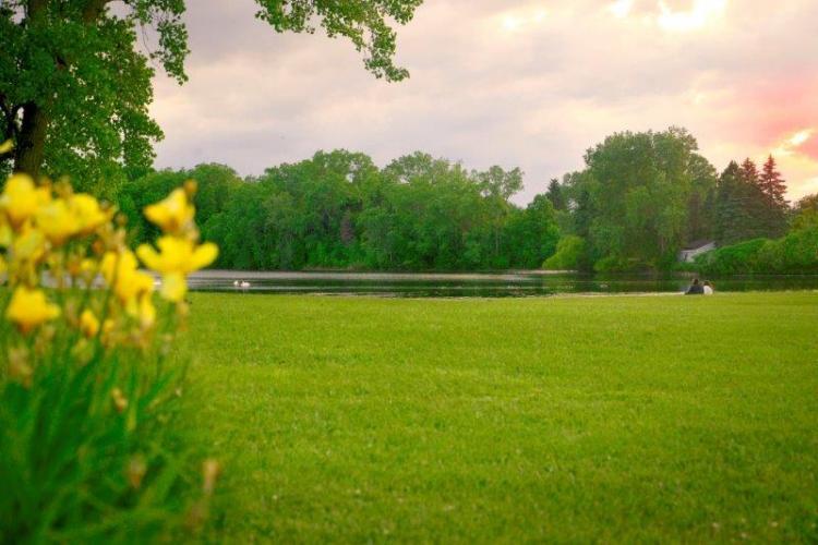 Sylvan Glen Lake Park in Troy (4)