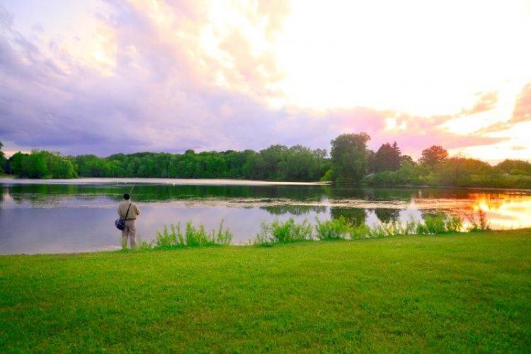 Sylvan Glen Lake Park