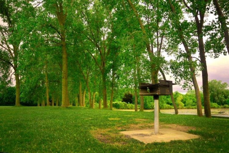 Sylvan Glen Lake Park in Troy (8)