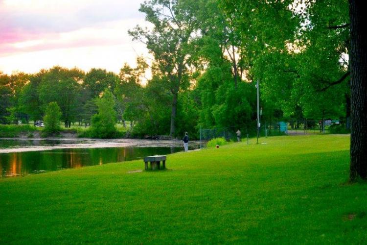 Sylvan Glen Lake Park in Troy (9)