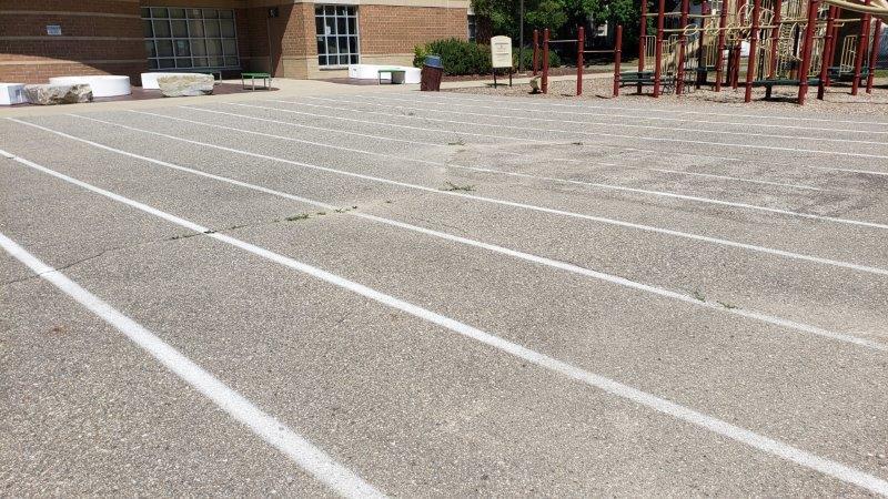 United Oaks Elementary in Hazel Park (1)