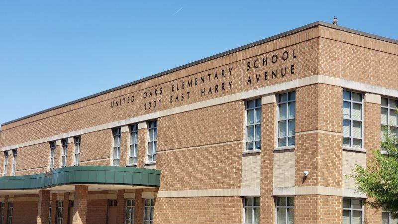 United Oaks Elementary in Hazel Park (8)