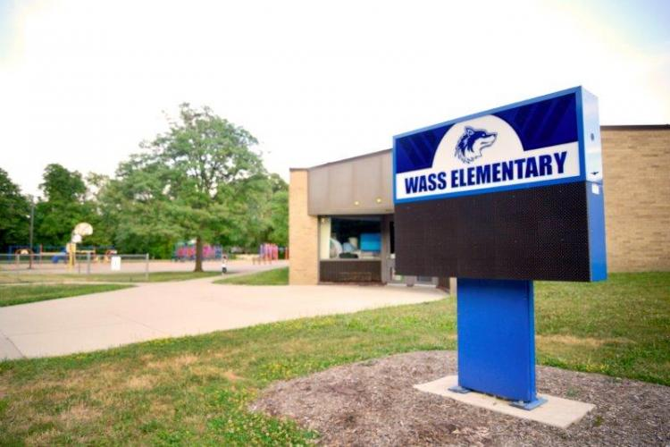 Wass Elementary School in Troy (1)