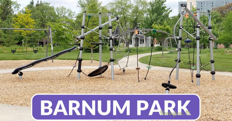 Barnum Park in Birmingham
